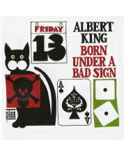 ALBERT King - Born Under A Bad Sign [Stax Remasters] (CD)